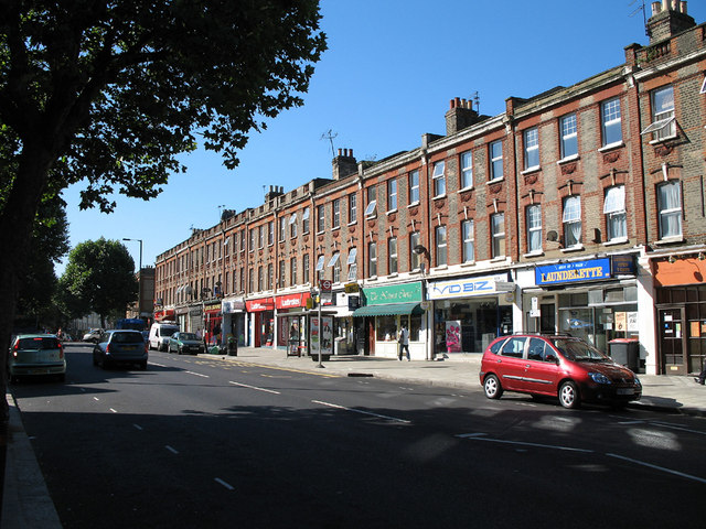 High Road, East Finchley