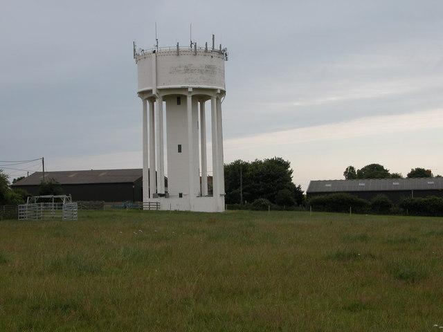 Water Tower, Mundesley