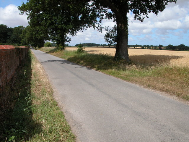 Wall Road, Wolterton