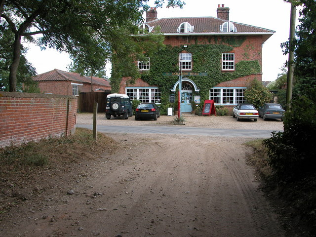 Saracen's Head Inn, Wolterton
