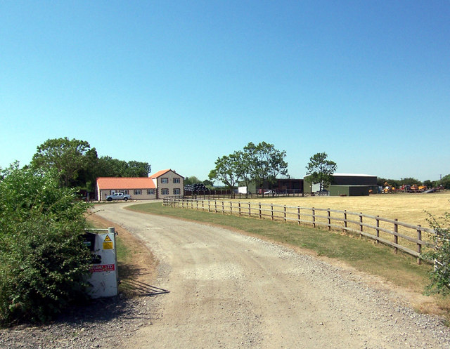 West Marsh Farm