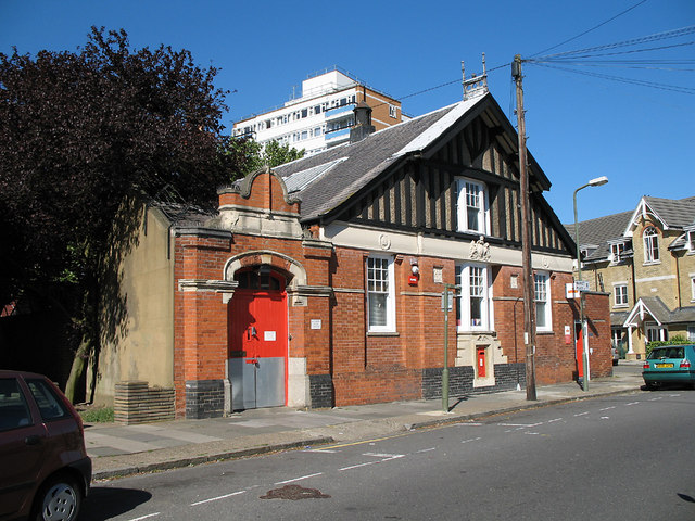 East Finchley Sorting Office