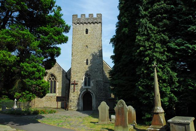 The Parish Church of St. Catwg - Llangatwg
