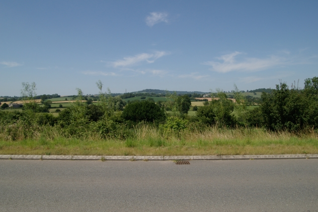 North from old A30