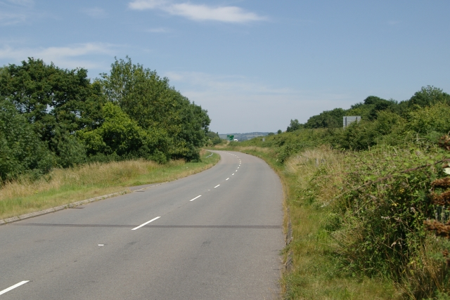Old A30, east of Honiton