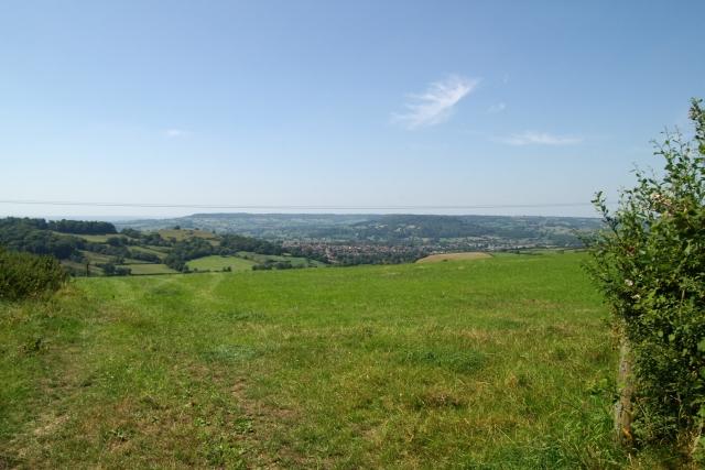 View from near Brookfield Farm, Farway