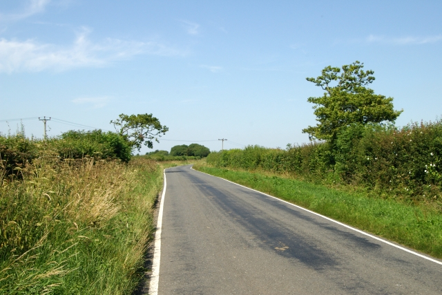 Farway road, Offwell