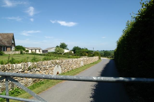 Brookfield Farm, Offwell