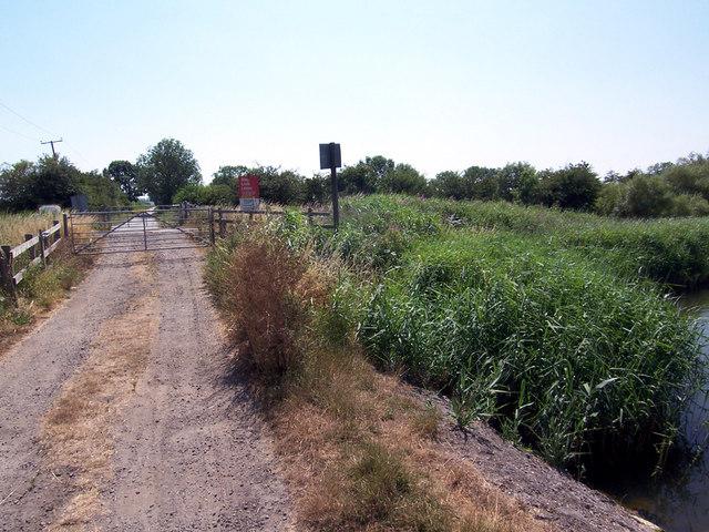West Marsh Lane Crossing