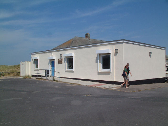 Sefton Coastal Management Centre