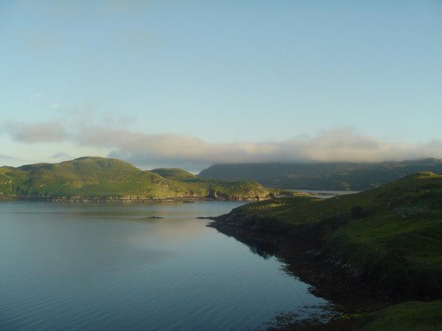 Lemreway Island - Eilean Iubhaird