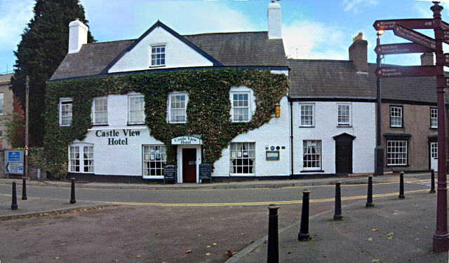 Chepstow's Castle View Hotel