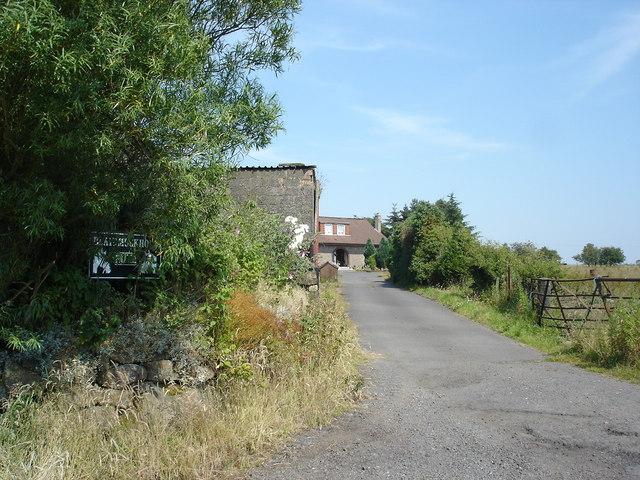 Blairmuckhole Farm, Harthill