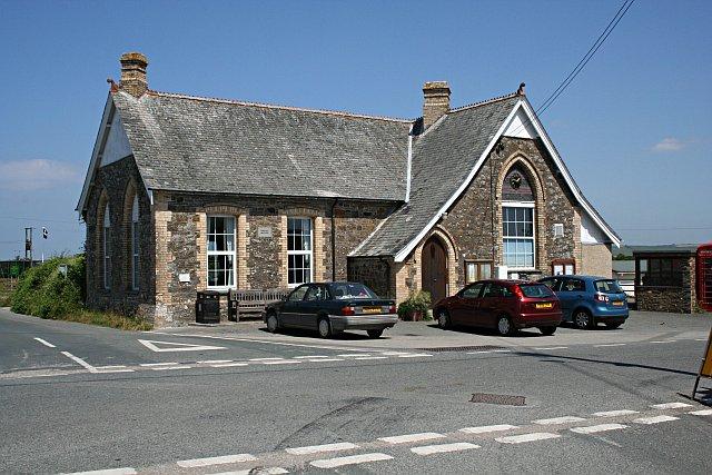 Perceval Institute, St Minver