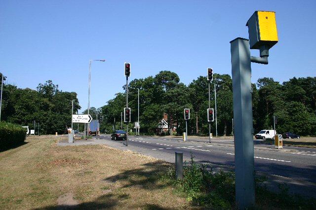 Elveden crossroads