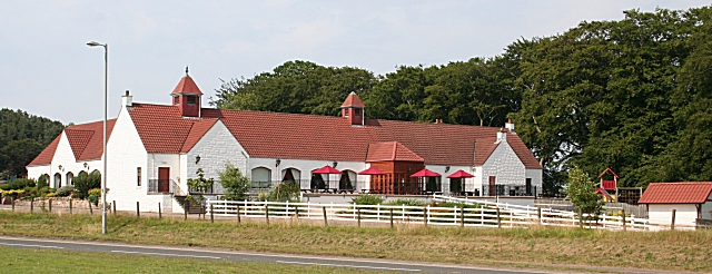 Baxter's Visitor Centre