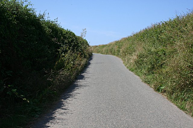 A Hot Country Lane