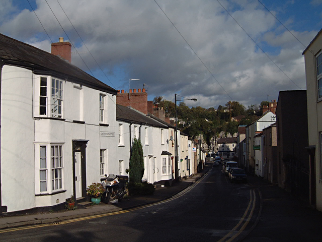 Chepstow Lower Church Street