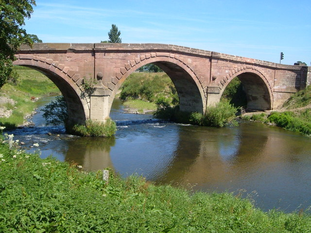 Llandrinio Bridge
