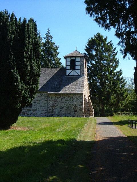 Church of St Trinio, St Peter and St Paul , Llandrinio