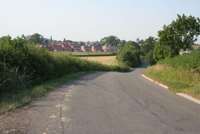Rolleston Road, Billesdon, Leicestershire