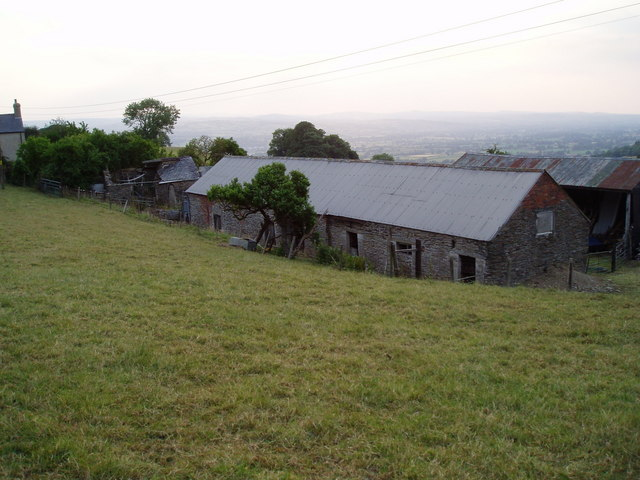 Barn at Pen yr Allt