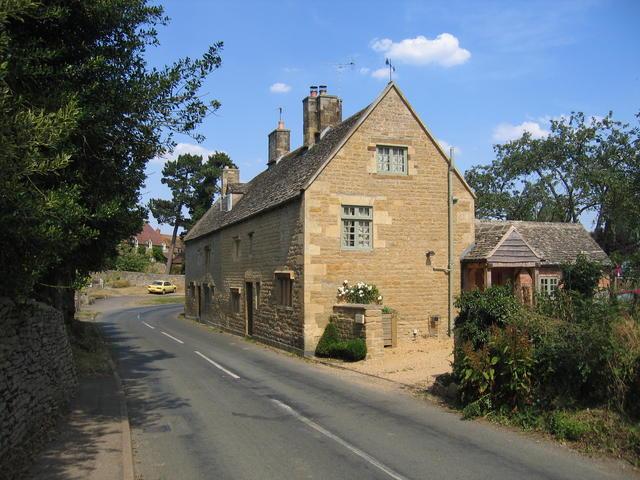 Cottages near Cherington House