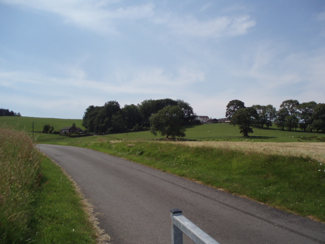 Ashmark Farm, Glen Afton