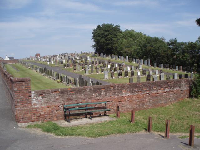 New Cumnock Cemetery