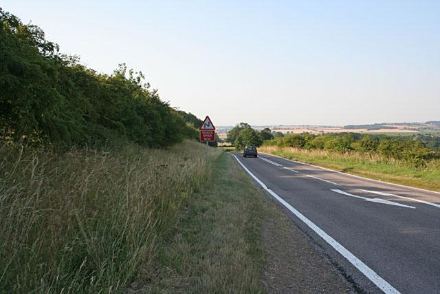 B6047, Market Harborough to Melton road
