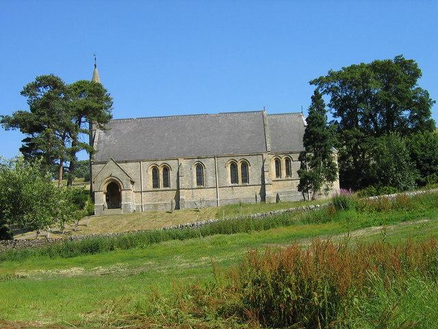 St. Andrews Church, Westgate