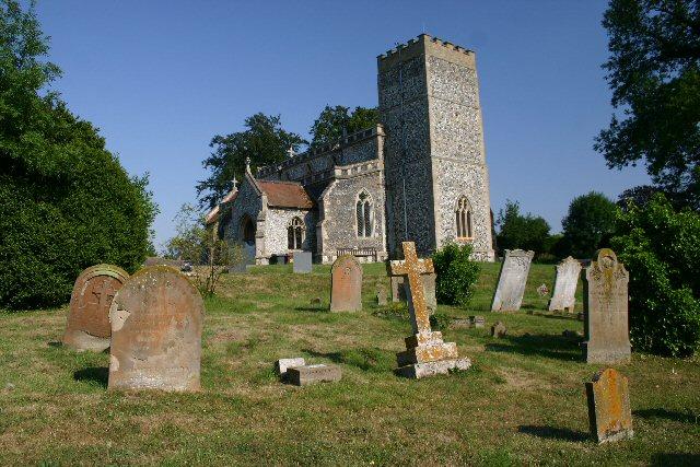 Icklingham Church