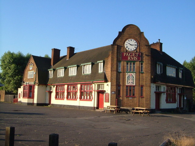 Paget Arms, Park Lane, Bushbury