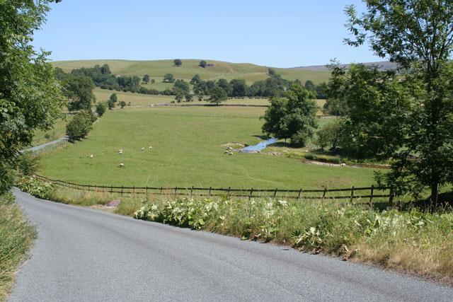 Abbey Hill, near Winterburn