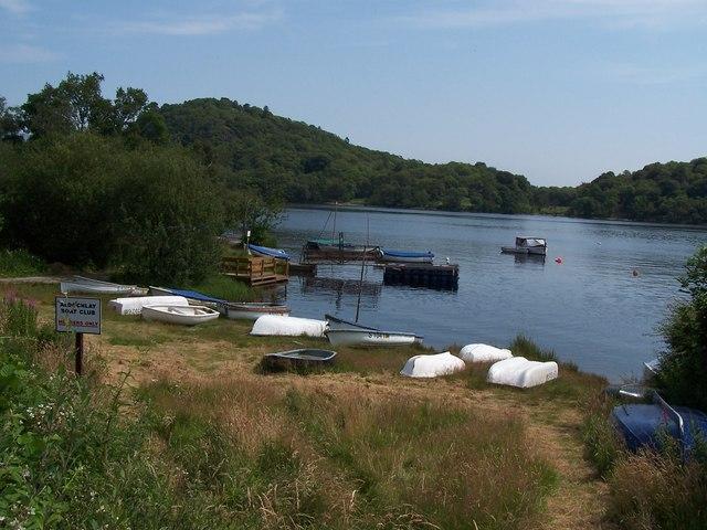 Luss, Ardochlay Boat  Club