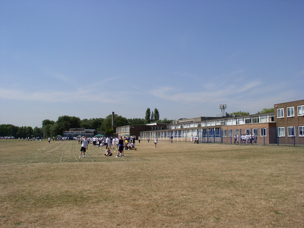 Sports Day - Wellacre Technology College