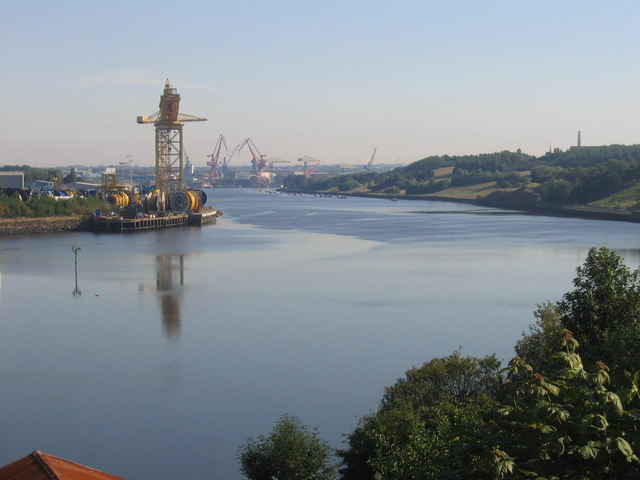 Quiet River Tyne