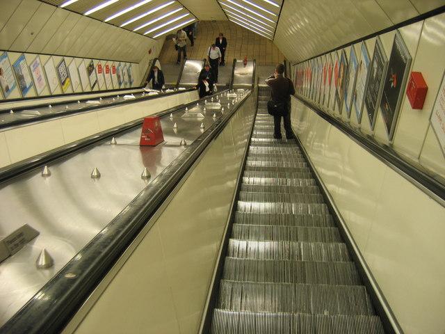 Monument Escalators