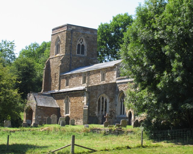 St Michael and All Angels Loddington