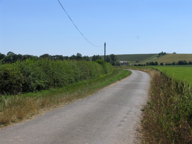 To Keythorpe Hall Farm