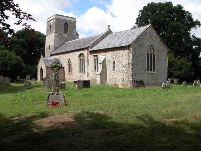 St Mary's Church, Itteringham