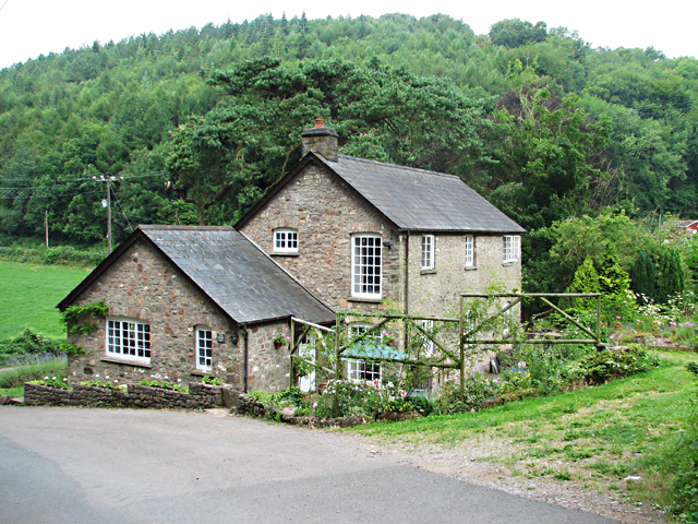 The Lower Mill (Near Old Cwm Mill)