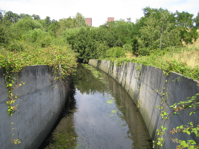 Hayes Bypass Channel