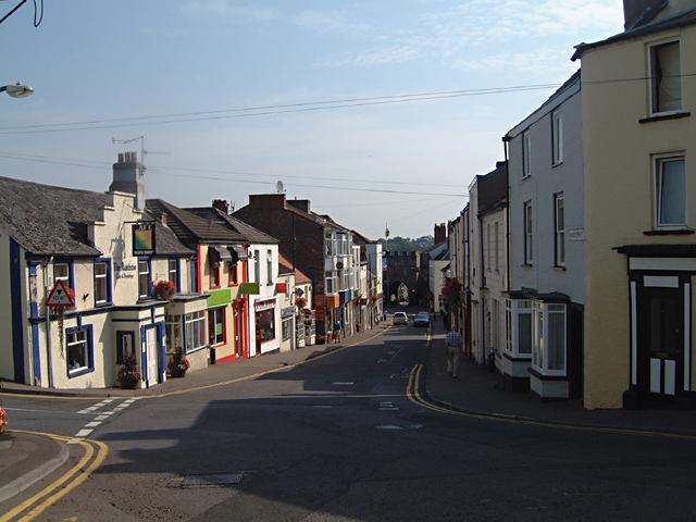 Chepstow - Moor Street