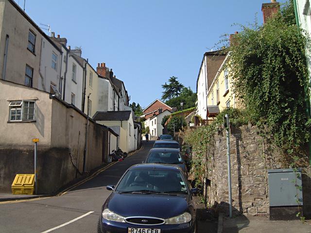 Chepstow - Steep Street