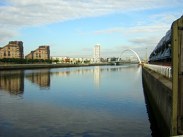 River Clyde on a Sunny Morning