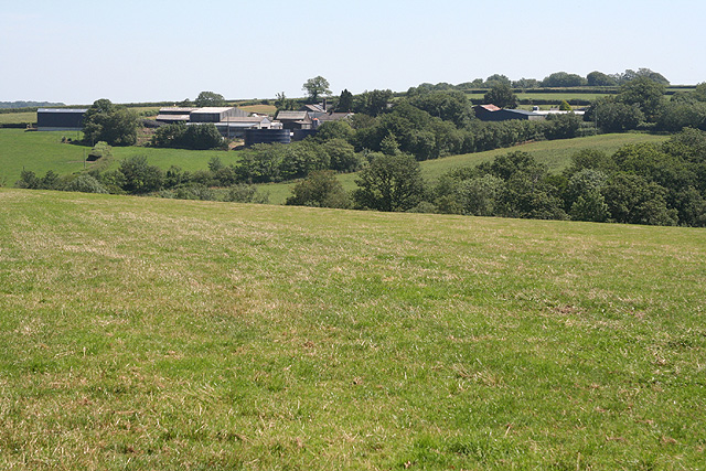 Ashbury: on Scobchester Down