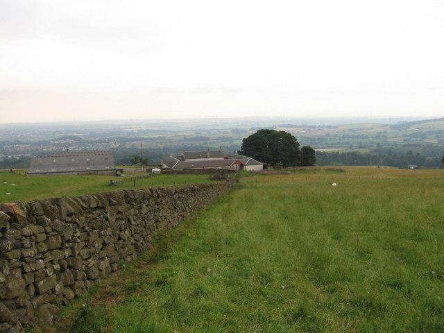 Farm buildings at Garmore