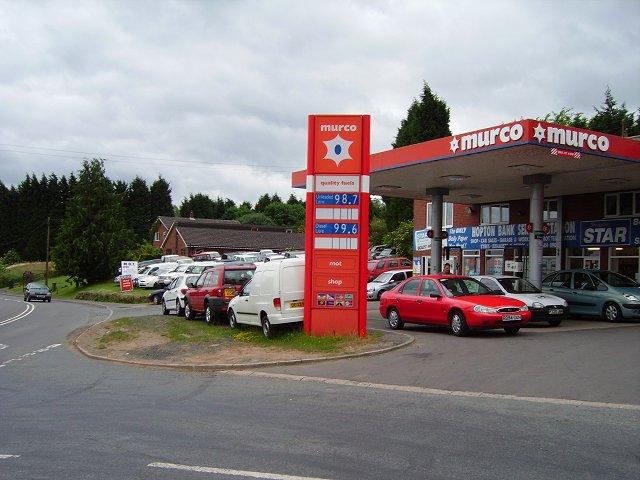 Hopton Bank Services