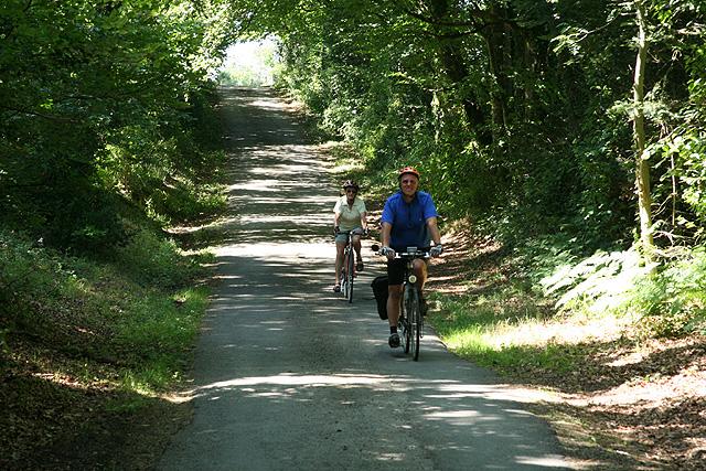 Ashbury: near Broomhill Bridge